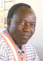 Nicholas Mhondiwa